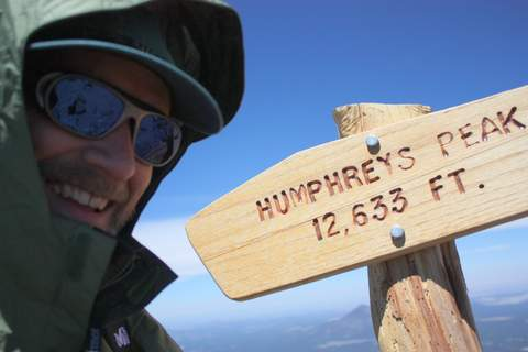 Arizona_Humphreys Peak_summit